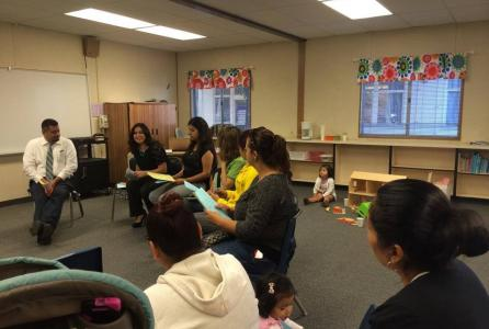 Principal Hernandez welcomes parents back to school and shares exciting plans for a great year!